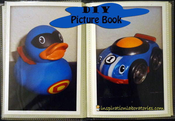Create a Personalized Picture Book