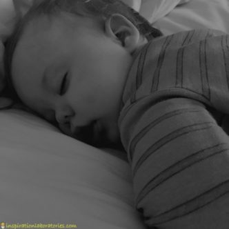 Reflection on motherhood - Let's take time to embrace the sleepless nights and enjoy the cuddles while they last.
