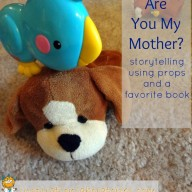 Are You My Mother? Storytelling Using Props