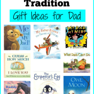A Father's Day Tradition {Gift Ideas for Dad}