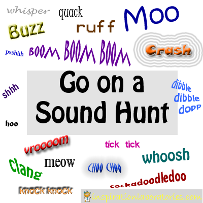 Go On A Sound Hunt