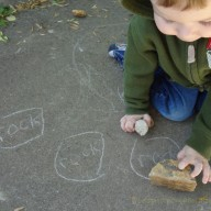Rock Drawings