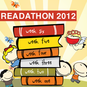 Readathon 2012
