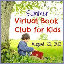 August Virtual Book Club for Kids