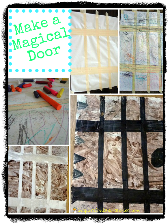 Make a Magical Door