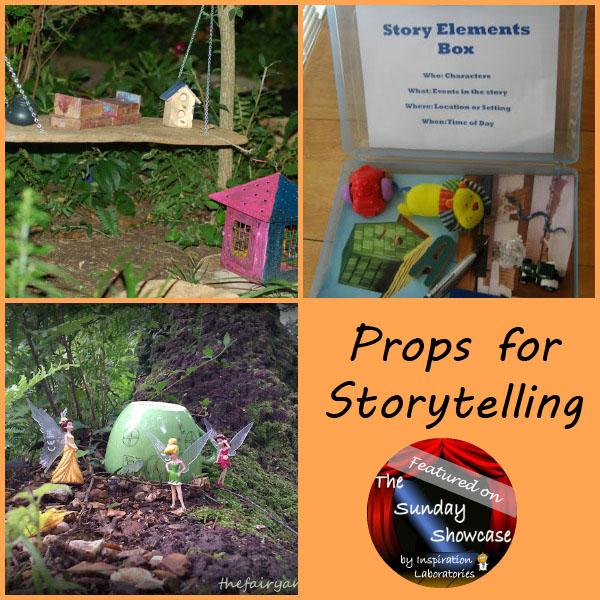 Storytelling Props