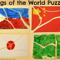Flags of the World Puzzles