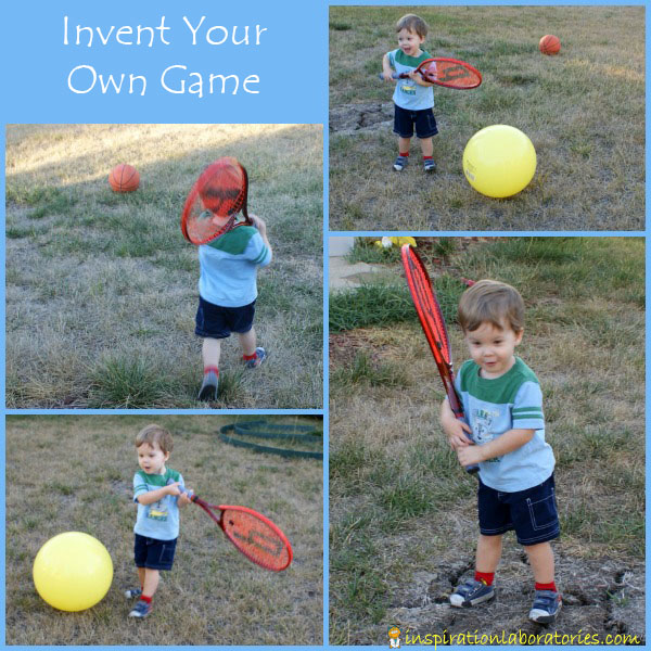 Invent Your Own Game