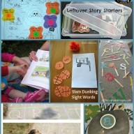 The Sunday Showcase - Literacy Ideas