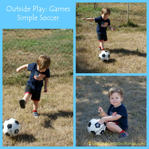 Outside Play: Games