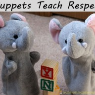 Puppets and the Olympics Teach Respect