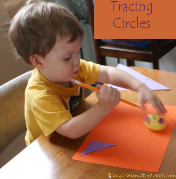 Tracing Circles