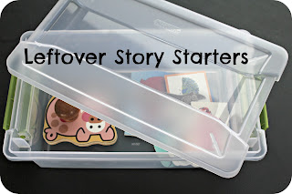 Leftover Story Starters