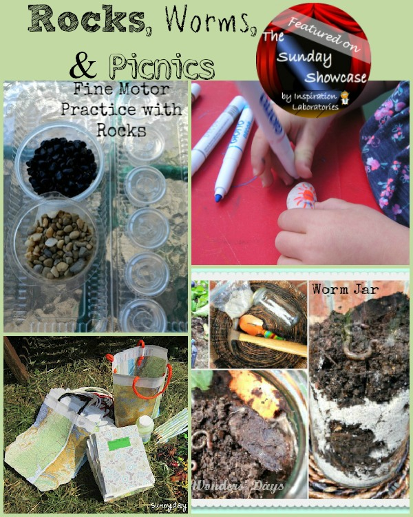 Rocks, Worms, & Picnics