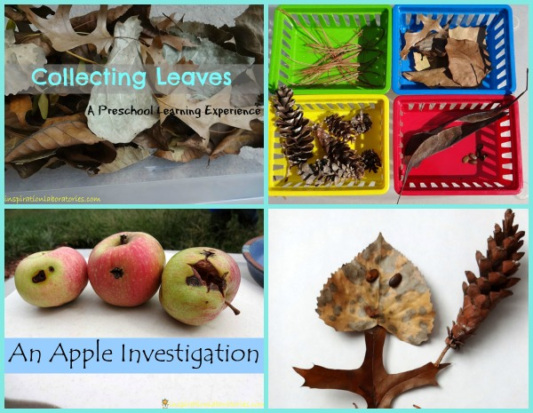 Nature Activities from Inspiration Laboratories