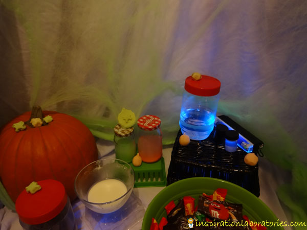 Halloween Science Lab daylight