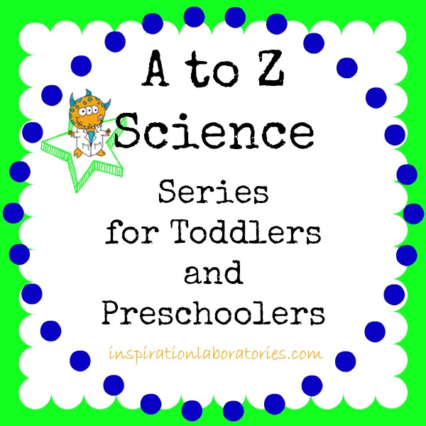 to z science series for toddlers and preschoolers