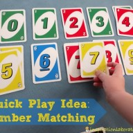 Quick Play Idea: Matching Games