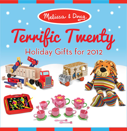 Melissa & Doug Terrific Twenty