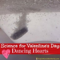 Valentine Candy Science: Dancing Hearts