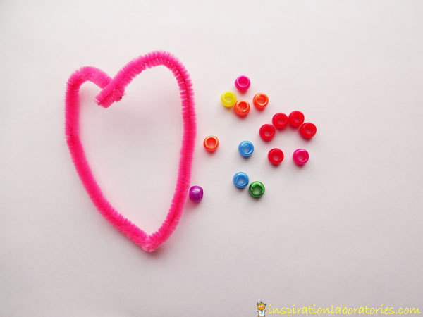 Heart Craft Invitation
