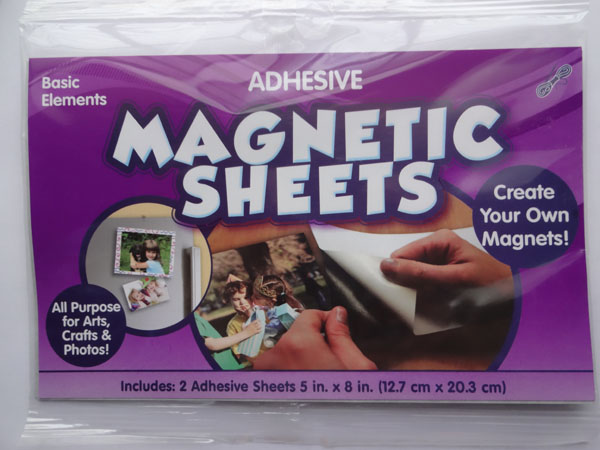 magnetic sheets
