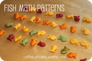 Fish Math Patterns