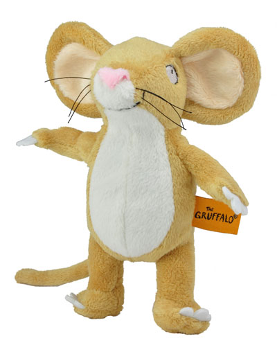 Bean Bag Mouse from The Gruffalo's Child