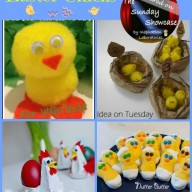 The Sunday Showcase - Easter Chicks