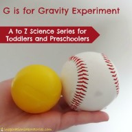 G is for Gravity Experiment