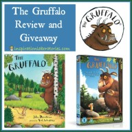 The Gruffalo Review & Giveaway