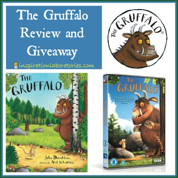The Gruffalo Review and Giveaway