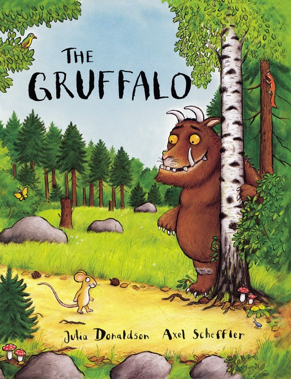 Julia Donaldson (author of The Gruffalo and other fabulous books) is the March's featured author for the Virtual Book Club for Kids