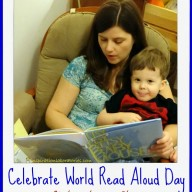 Celebrate World Read Aloud Day