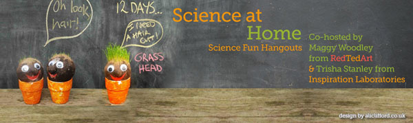 Science at Home Google+ Hangout Series