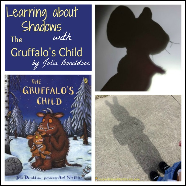 Learning about Shadows with The Gruffalo's Child