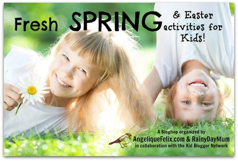 Easter and Spring Activities for Kids