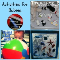 The Sunday Showcase - Activities for Babies