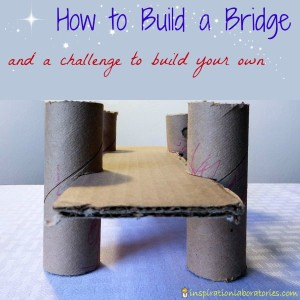 Challenge and Discover: Build a Bridge