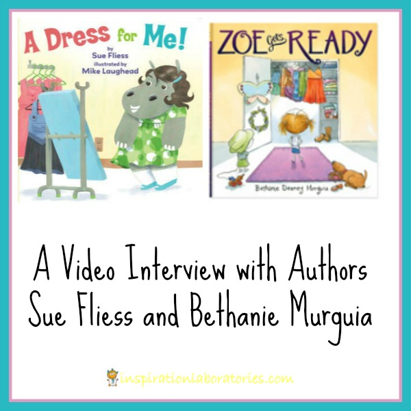 A Video Interview with Authors Sue Fliess and Bethanie Murguia