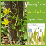 Measuring Practice with Inch by Inch { Leo Lionni Virtual Book Club for Kids }