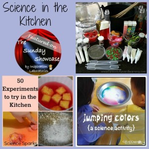 The Sunday Showcase: Science in the Kitchen