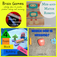 The Sunday Showcase - Brain Games for Kids