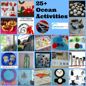 Celebrating World Oceans Day on The Sunday Showcase