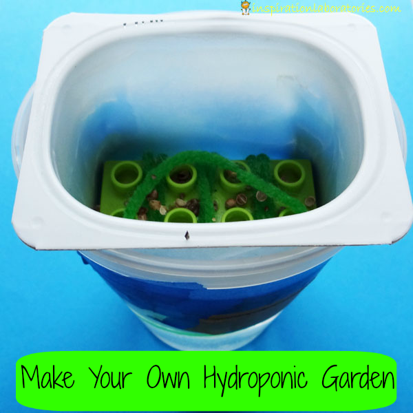 Make Your Own Hydroponic Garden