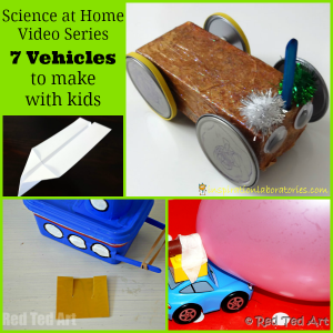 Science at Home: Vehicles