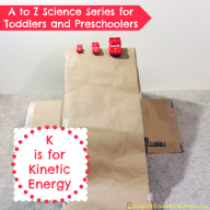 K is for Kinetic Energy