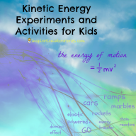 Kinetic Energy Experiments and Activities
