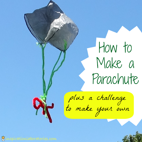 How to Make a Parachute