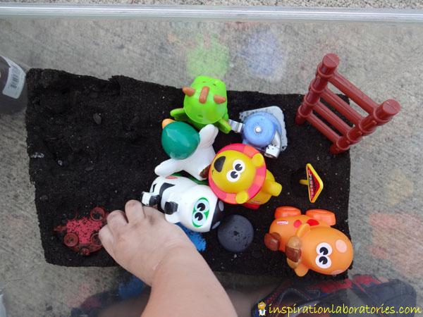 Toyrarium Garden Project for Kids